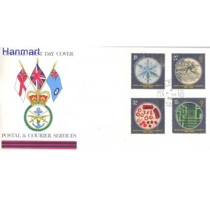 Znaczek Wielka Brytania 1989 Mi 1218-1221 FDC