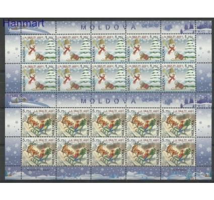 Znaczek Mołdawia 2014 Mi ark 892-893 Czyste **