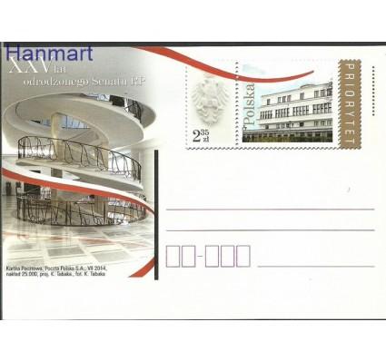 Znaczek Polska 2014 Fi Cp 1678 Całostka pocztowa