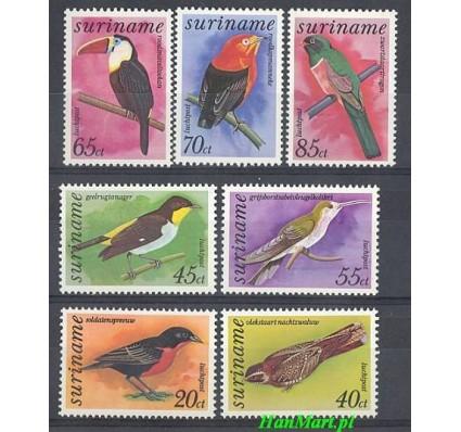 Znaczek Surinam 1977 Mi 781-787 Czyste **
