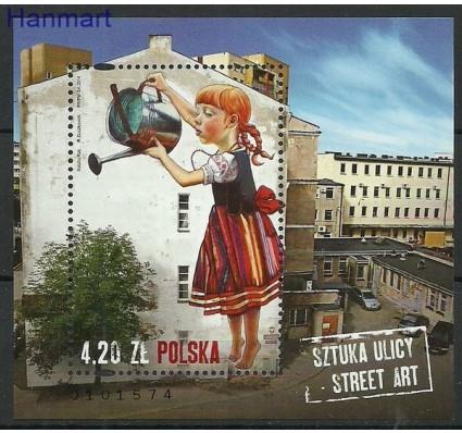 Znaczek Polska 2014 Mi bl 233 Fi bl 268 Czyste **