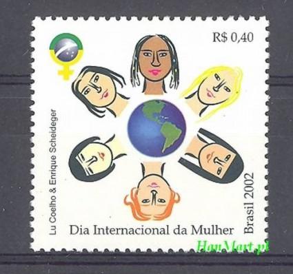 Znaczek Brazylia 2002 Mi 3223 Czyste **