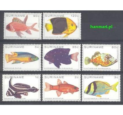 Znaczek Surinam 1979 Mi 869-876 Czyste **