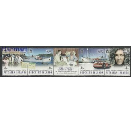 Znaczek Pitcairn 2014 Mi 925-928 Czyste **