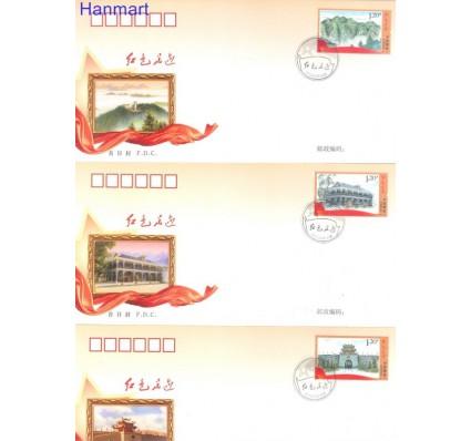 Znaczek Chiny 2012 Mi 4359-4364 FDC