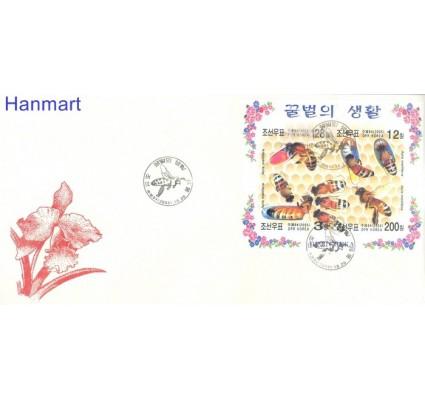 Znaczek Korea Północna 2005 Mi bl 636B FDC