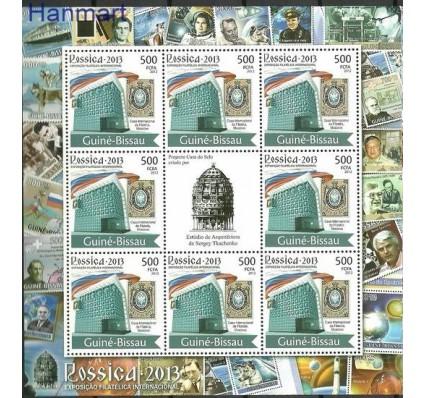 Znaczek Gwinea Bissau 2012 Mi ark 5730 Czyste **
