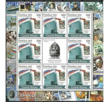 Znaczek Gwinea Bissau 2012 Mi ark 5736 Czyste **