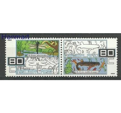 Znaczek Holandia 2000 Mi 1823-1824 Czyste **