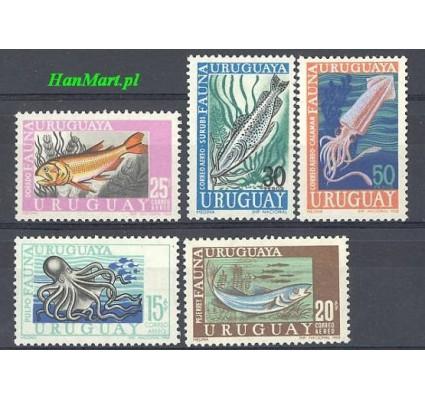 Znaczek Urugwaj 1968 Mi 1119-1123 Czyste **