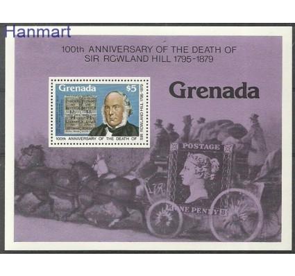 Znaczek Grenada 1979 Mi bl 83 Czyste **