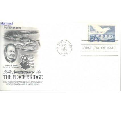 Znaczek USA 1977 Mi 1309 FDC