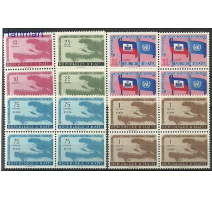 Haiti 1958 Mi 530-534 Czyste **
