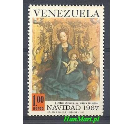 Znaczek Wenezuela 1967 Mi 1732 Czyste **
