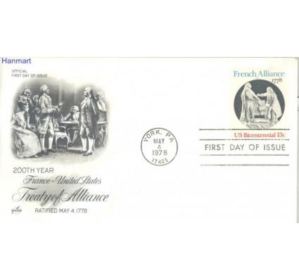 Znaczek USA 1978 Mi 1339 FDC