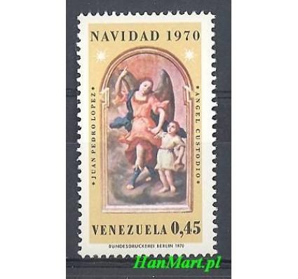 Znaczek Wenezuela 1970 Mi 1858 Czyste **