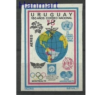 Znaczek Urugwaj 1977 Czyste **
