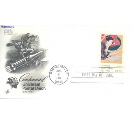 Znaczek USA 1974 Mi 1138 FDC