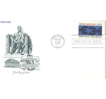 Znaczek USA 1963 Mi adr 846 FDC