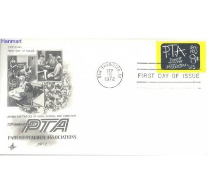 Znaczek USA 1972 Mi adr 1078 FDC