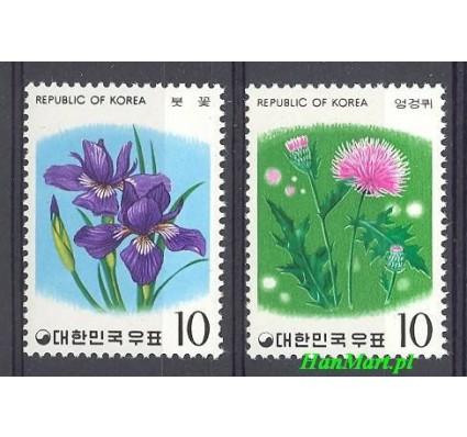 Znaczek Korea Południowa 1975 Mi 988-989 Czyste **