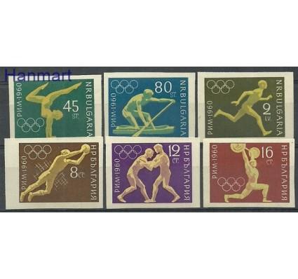 Znaczek Bułgaria 1960 Mi 1178-1183 Czyste **