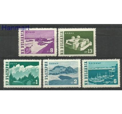 Znaczek Bułgaria 1962 Mi 1314-1318 Czyste **