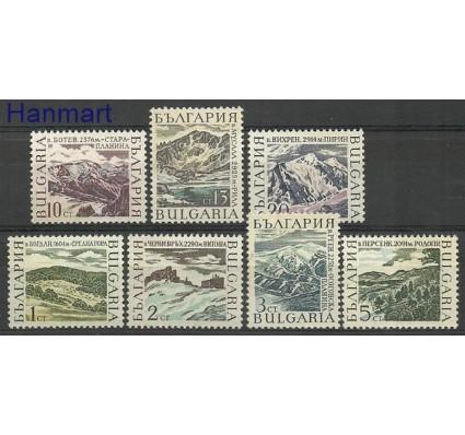 Znaczek Bułgaria 1967 Mi 1750-1756 Czyste **
