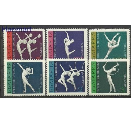 Znaczek Bułgaria 1969 Mi 1941-1946 Czyste **