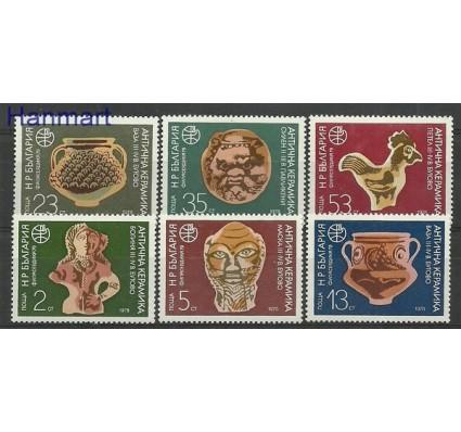Bułgaria 1978 Mi 2668-2673 Czyste **