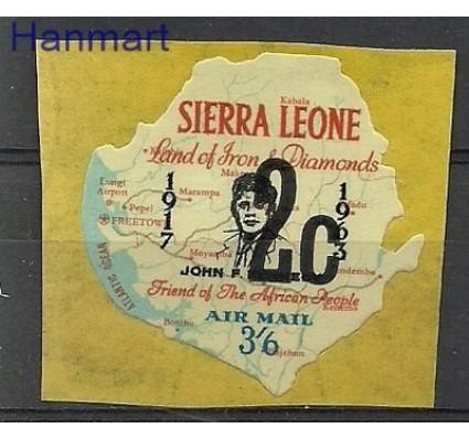Znaczek Sierra Leone 1965 Mi 334 Czyste **
