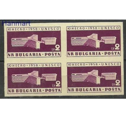 Znaczek Bułgaria 1959 Mi 1103B Czyste **