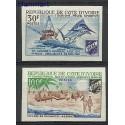Wybrzeże Kości Słoniowej 1969 Czyste **