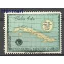 Kuba 1957 Mi 557 Czyste **