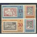Kuba 1972 Mi zf 1819-1820 Czyste **