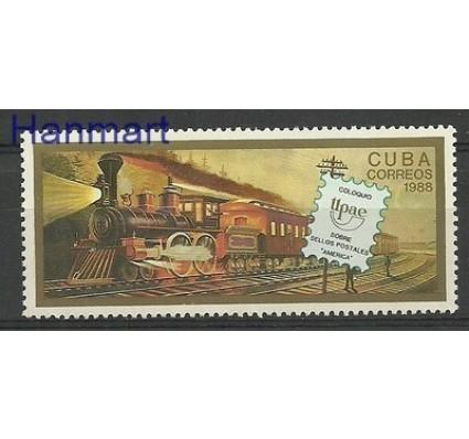 Znaczek Kuba 1988 Mi 3191 Czyste **