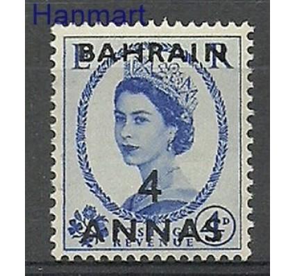 Znaczek Bahrajn 1952 Mi 85 Czyste **