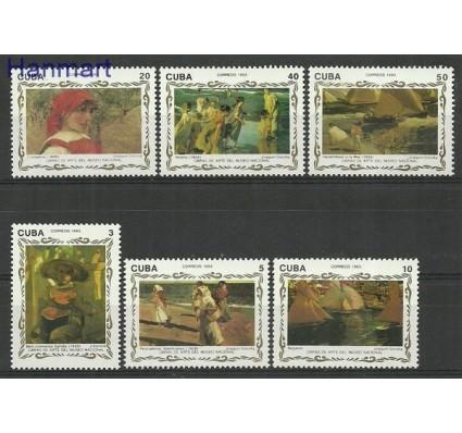Znaczek Kuba 1993 Mi 3676-3681 Czyste **