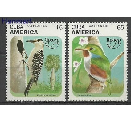 Znaczek Kuba 1995 Mi 3876-3877 Czyste **