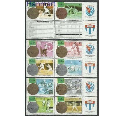 Znaczek Kuba 1996 Mi 3966-3975 Czyste **