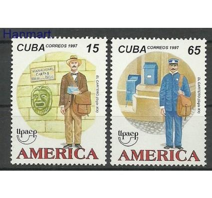 Znaczek Kuba 1997 Mi 4063-4064 Czyste **