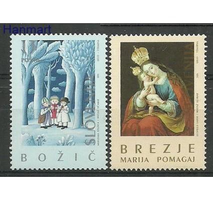 Znaczek Słowenia 1995 Mi 126-127 Czyste **