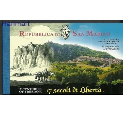 Znaczek San Marino 2000 Mi mh 6 Czyste **