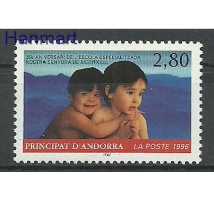 Znaczek Andora Francuska 1996 Mi 490 Czyste **