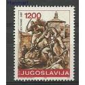 Jugosławia 1989 Mi 2378 Czyste **