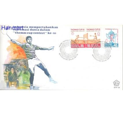 Znaczek Indonezja 1979 Mi 920-922 FDC