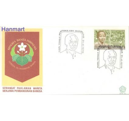 Znaczek Indonezja 1979 Mi 931-932 FDC