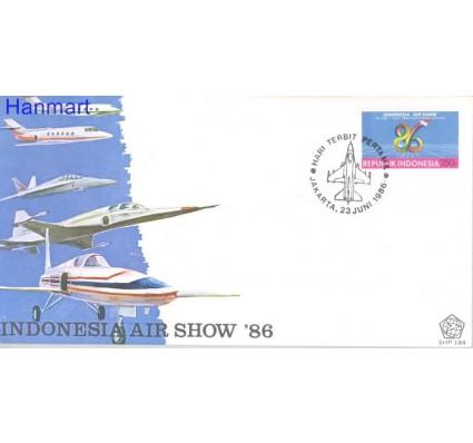 Znaczek Indonezja 1986 Mi 1204 FDC