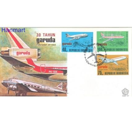 Znaczek Indonezja 1979 Mi 917-919 FDC
