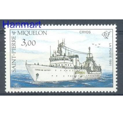 Znaczek Saint-Pierre i Miquelon 1991 Mi 625 Czyste **
